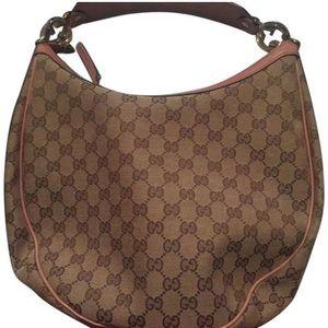 Authentic Gucci Hobo