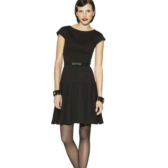 Kate Young Dresses - Kate Young Classic Drop Waist LBD