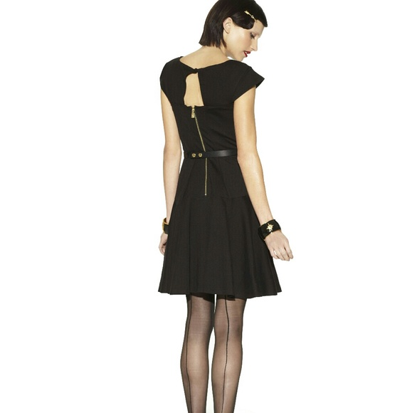 Kate Young Dresses & Skirts - Kate Young Classic Drop Waist LBD
