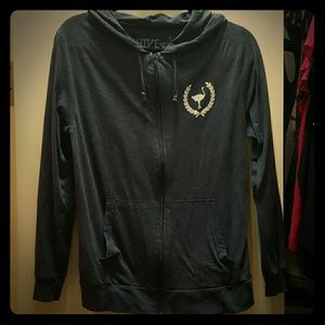 The CHIVE Hoodie Navy Blue