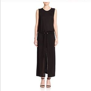 ALC black maxi dress