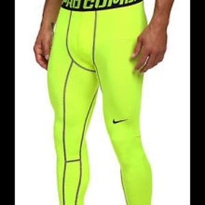 Nike Other - Nike Hyperwarm Pro Combat Tights