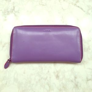 Lodis Handbags - Lodis zippered wallet
