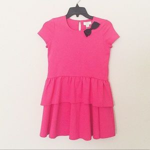kate spade Other - 🆕NWT Kate Spade girl's pretty pink bow dress