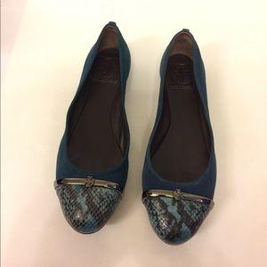 Tory Burch Shoes - Tory Burch Pacey Driver Ballet Flats