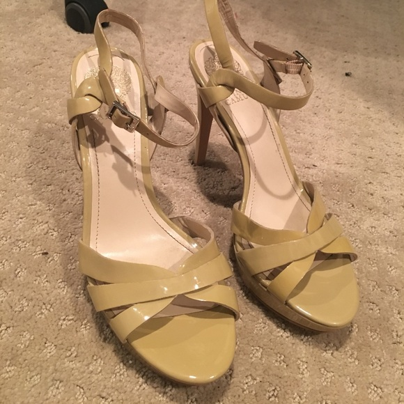 42 Off Vince Camuto Shoes Vince Camuto Petal Strappy