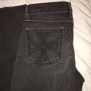 Habitual Denim - Habitual jeans. Stonewash gray look Black