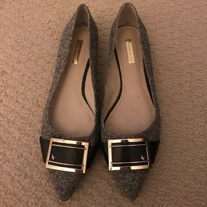Louise Et Cie Pointed Flats