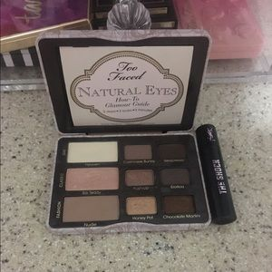 Too Faced Other - Set of 2 too faced natural eyes and YSLmascara