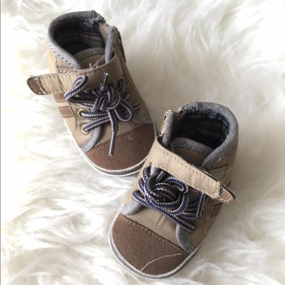 Koala Kids Baby Boy Koala Baby Crib Boots from