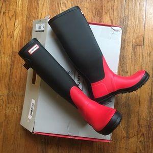 Hunter Original Ribbed Boots