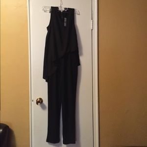 Kenneth Cole Other - Black onesie flattering and easy
