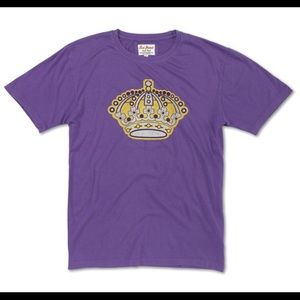 Red Jacket Other - Vintage Los Angles Kings Crown T Shirt
