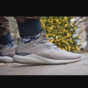 Yeezy Shoes - MENS Adidas Alpha Bounce Sneakers