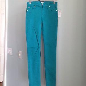 Hudson Jeans Denim - HUDSON Nico Super Skinny Midrise Jeans