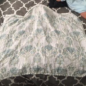 Bebe Au Lait Accessories - Breastfeeding Muslin cover up- nursing cover