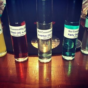 Other - 5 pc Body Oil Set