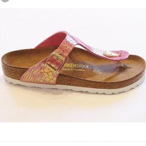 Birkenstock Shoes - Birkenstock thong sandal