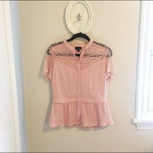What wear new who what wear sheer top from lisa s closet on poshmark