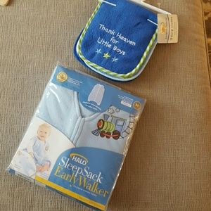 Halo Other - Brand new baby boy accessories
