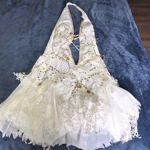 Custom Dresses & Skirts - White Custom Dress