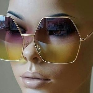 Accessories - Hexagon Sunnies