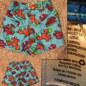 Toddler Swimming Trunks