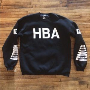 Hood by Air Sweaters - Hba sweatshirt