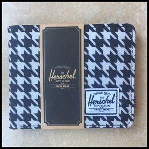 Herschel Supply Company Other - Herschel Supply Houndstooth Check Wallet!