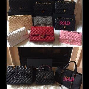 CHANEL Handbags - Bags For Sale Chanel