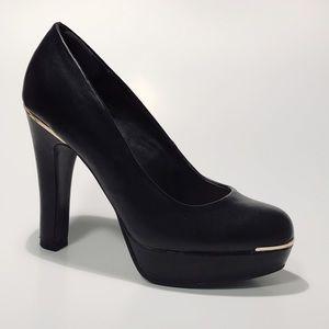 Elegant Back Platform Heels