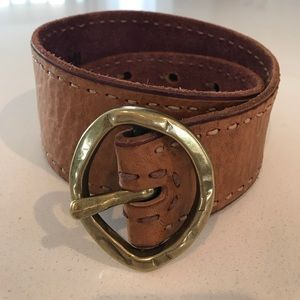 49 square miles Accessories - 49 Square Miles by Risetto Leather Belt