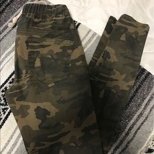 american bazi Pants - Camp drawstring pants