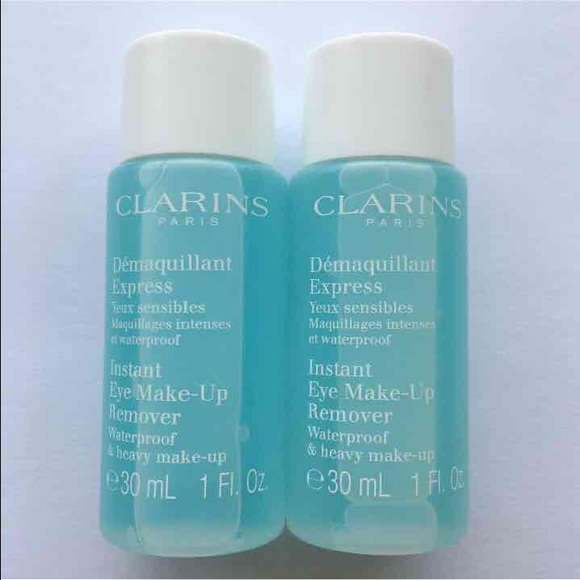 Clarins Other Sold 2 Instant Eye Makup Removers Poshmark