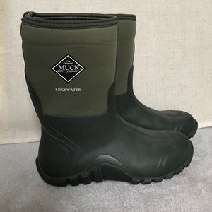 Muck Other - The Original MUCK Edgewater boots green 10/10.5