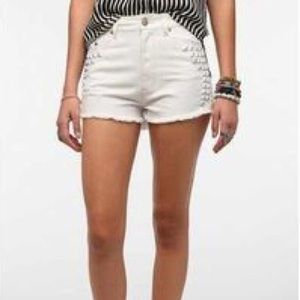 Urban Outfitters Pants - Nwt BDG Urban Outfitters High Rise Cheeky Shorts