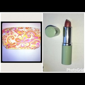 Clinique Other - Clinique bag and lipstick