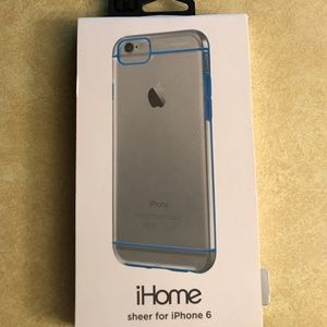 ihome  Accessories - IPhone 6 cellphone case/protector
