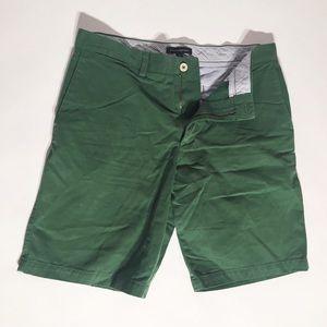 Banana Republic Other - Banana Republic Green Khaki Shorts