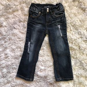 Freestyle Other - Toddler Destroyed Jeans