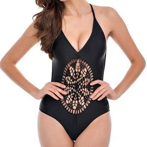 NWOT: Black Swimsuit