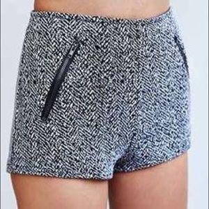 Anthropologie Pants - Anthropologie Cooperative Tweed Shorts Size 8