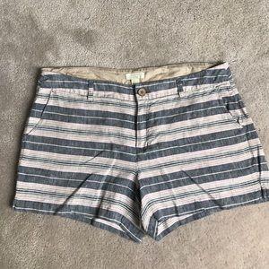 St. Tropez Pants - St. Tropez linen shorts 12