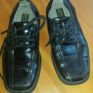 Stacy Adams Other - Toddler boys dress shoes. 10.5.