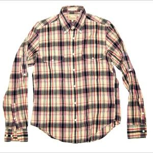 Gant Other - GANT Rugger Button up shirt handloom Madras