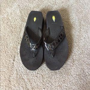 Volatile Shoes - Flip flops