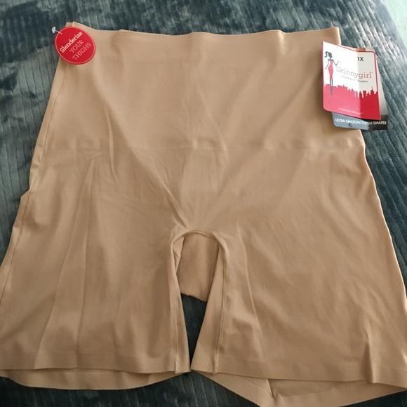 1820bbaabcdd0 NWT Skinnygirl ultra smooth thigh shaper 1X