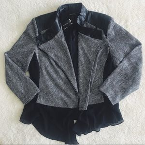 Ashley Stewart Jackets & Blazers - ❗SALE❗Ashley Stewart Zip Front Printed Jacket