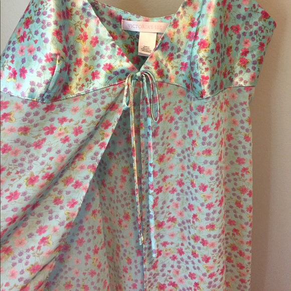 Victoria's Secret Intimates & Sleepwear - pretty victoria's secret nightie size S