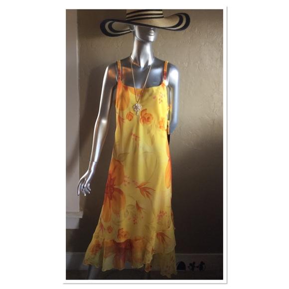 b.i.g.a.g.c.d.a Dresses - Summertime Elegant Sundress